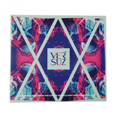 Versuz - CD 15 Years Versuz